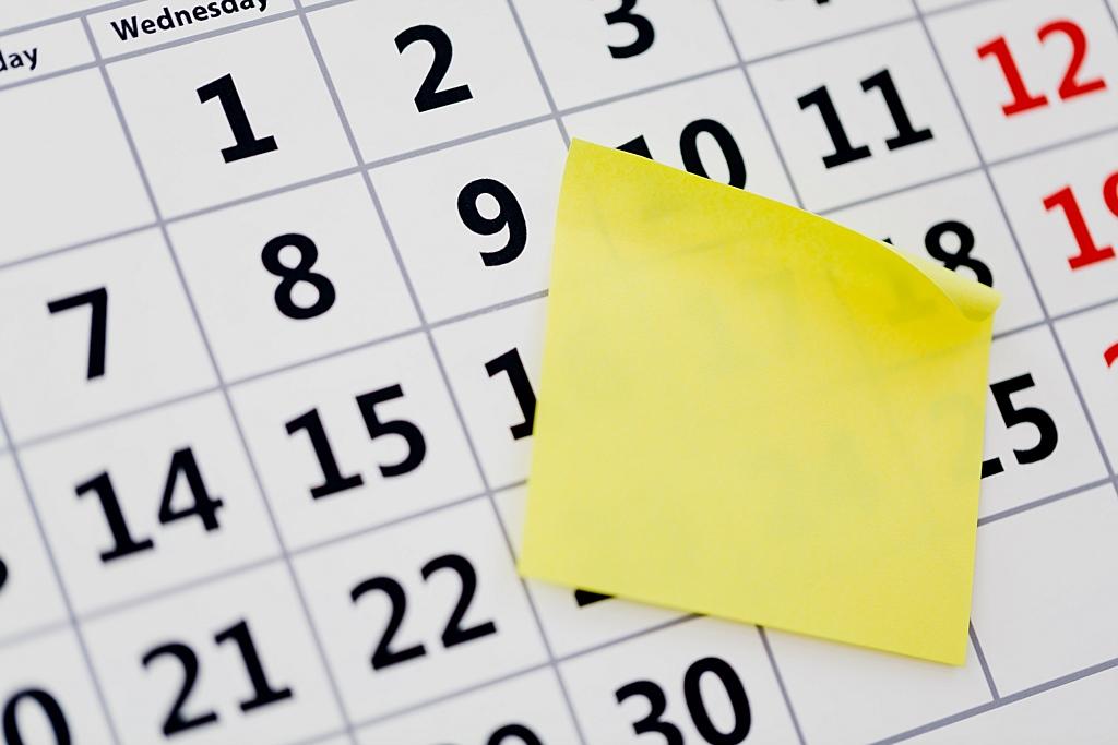 tax day preparation